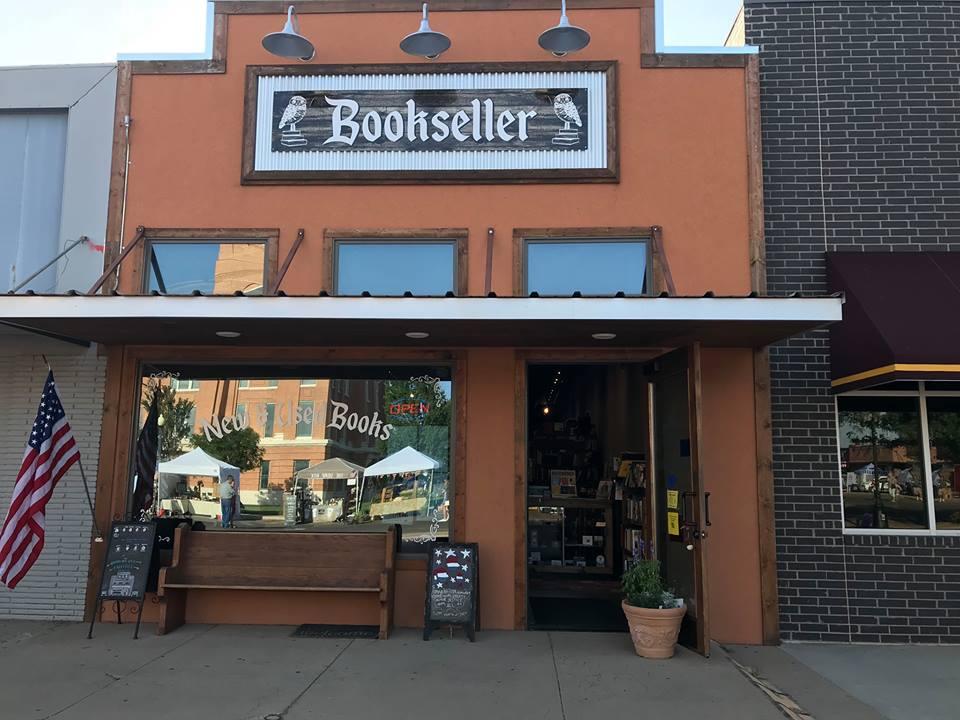 Texas Bookstores | Lone Star Literary Life