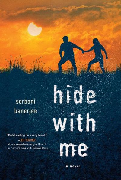HIDE WITH ME is expertly woven YA romantic suspense | Lone
