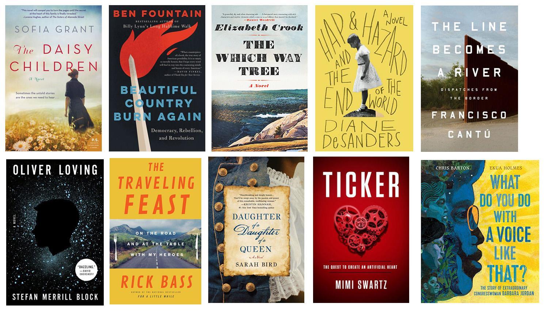 1799286f66dbd Top Twenty Texas Books of 2018 | Lone Star Literary Life